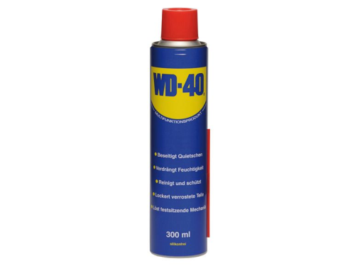 wd 40 multifunktions l spray 300ml flasche. Black Bedroom Furniture Sets. Home Design Ideas