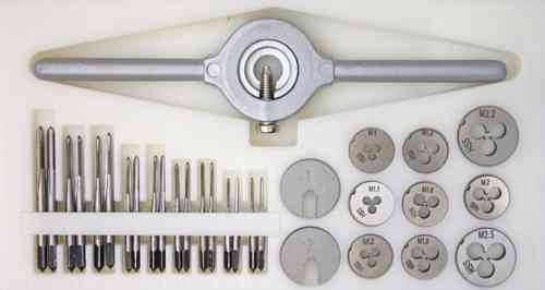schneideisenhalter und apparate gg tools. Black Bedroom Furniture Sets. Home Design Ideas